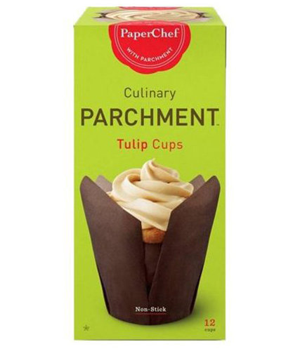 Culinary Parchment Tulip Cups