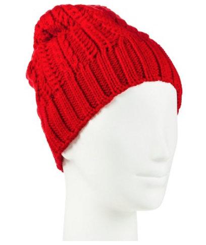 Merona Women's Cable Knit Beanie Hat