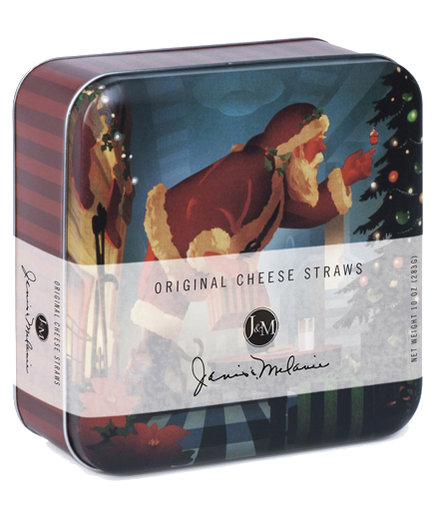 J&M Cheese Straws