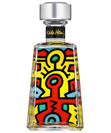 1800 Tequila Artist Series x Keith Haring