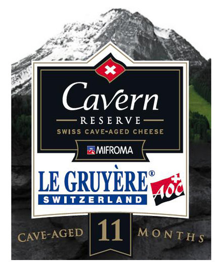 Mifroma Le Gruyère AOP Cavern