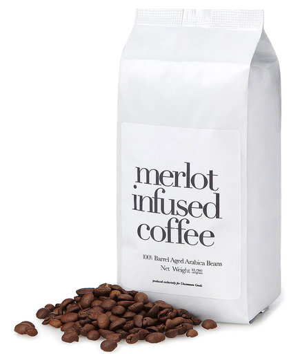 Merlot-Infused Coffee