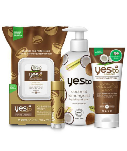 Yes To So Fresh and So Clean in Coconut