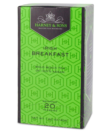 Harney & Sons Premium Irish Breakfast Tea Bags