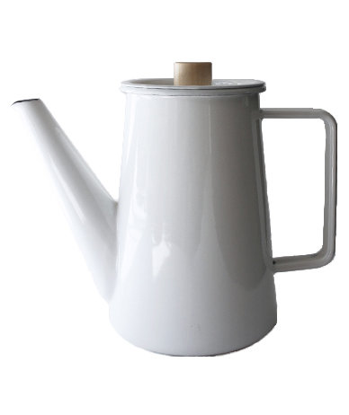 Enamel Coffee Pot