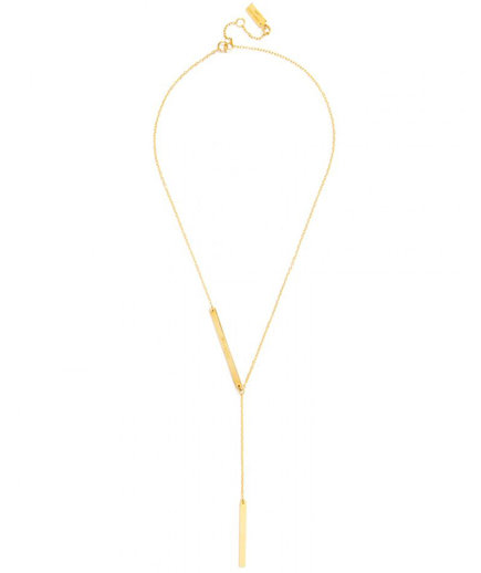 BaubleBar Get Personal Y-Necklace