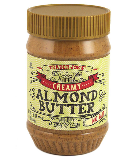 Trader Joe's Creamy Unsalted Almond Butter