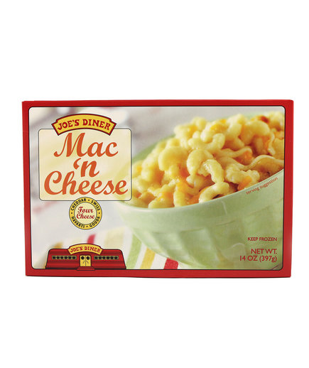 Trader Joe's Diner Mac 'n Cheese