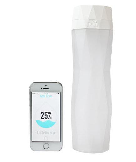 HidrateSpark Water Bottle
