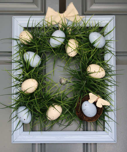 square-grass-wreath
