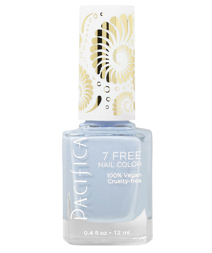 "Pacifica Nail Polish in ""Pale Blue Eyes"""