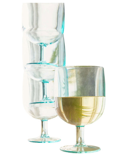 Stackable Wine Glasses Set