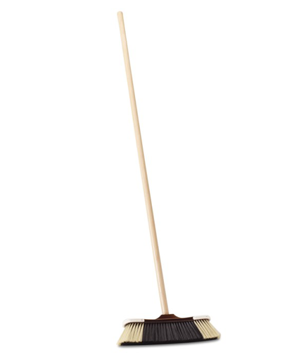 Tri-Color Broom