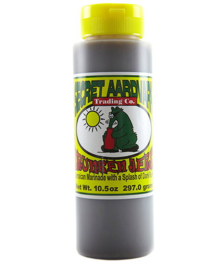 Secret Aardvark Trading Co. Drunken Jerk Sauce