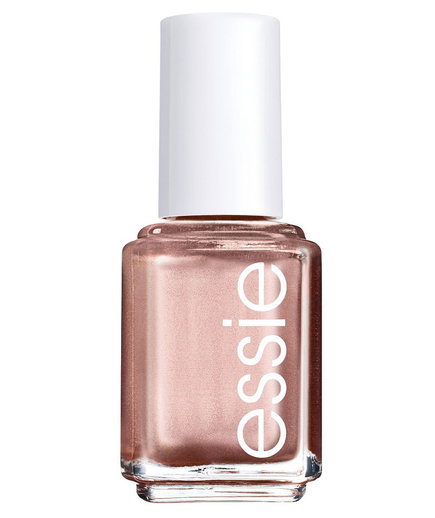 Nails: Essie nail polish in Penny Talk