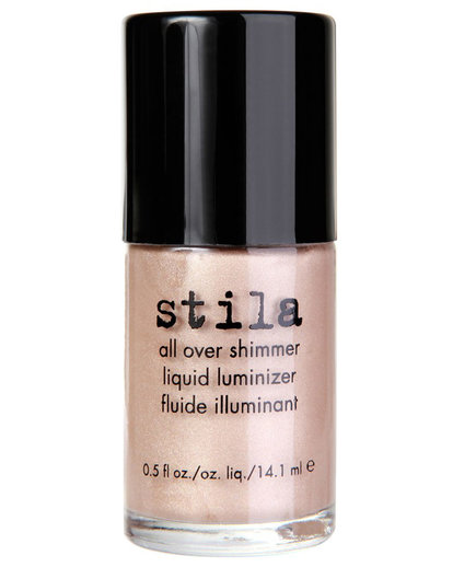 Luminizer: Stila All Over Shimmer in Kitten Shimmer
