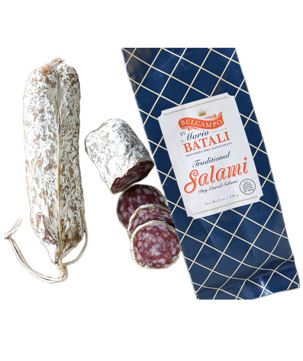 Belcampo by Mario Batali: Traditional Salami