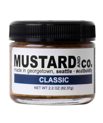 Mustard and Co. Classic Brown