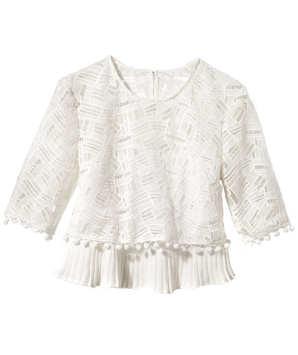 French Connection Embellished Top