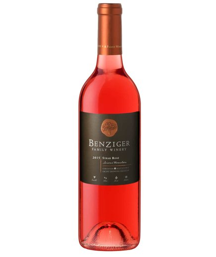 2015 Benziger Family Winery Syrah Rosé
