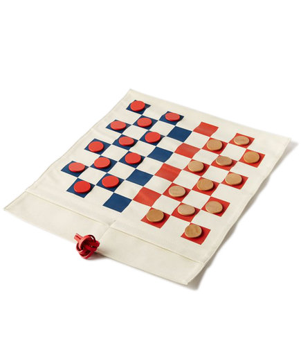 Canvas Games - Checkers