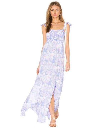 6 wedding guest dresses real simple for Real simple wedding dresses