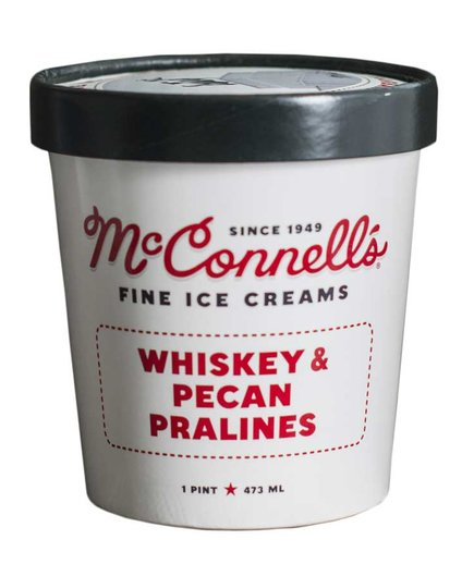 McConnell's Whiskey & Pecan Pralines
