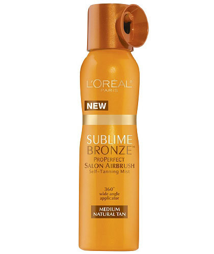L'Oréal Paris Sublime ProPerfect Salon Airbrush Self-Tanning Mist