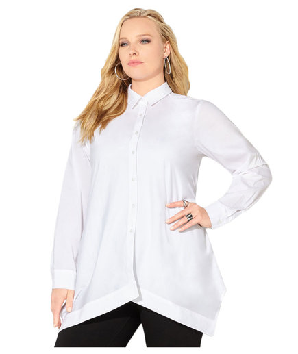 Avenue Sharkbite Button Shirt