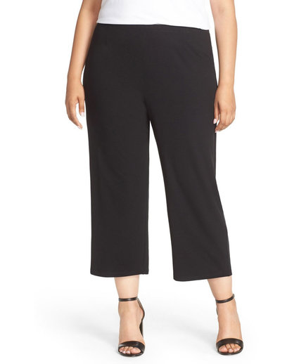 Eileen Fisher Crop Jersey Pants