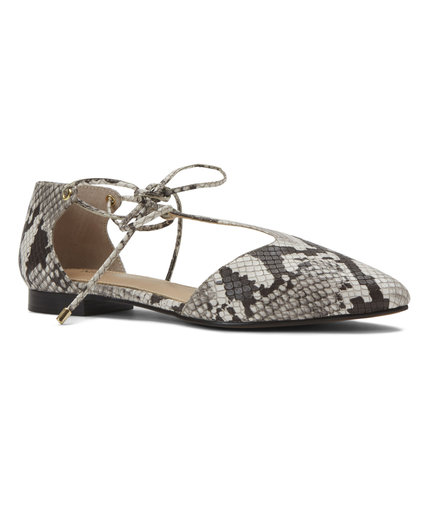 Nine West Vavoom T-Strap Flat