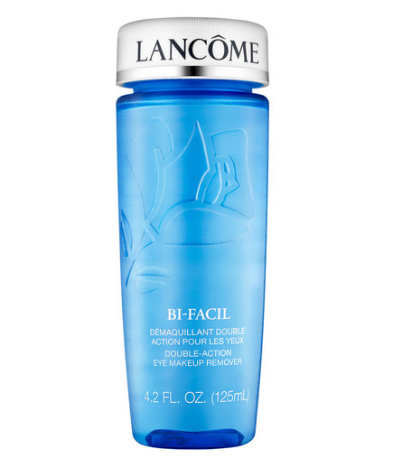 Liquid: Lancôme Bi-Facil Double-Action Eye Makeup Remover