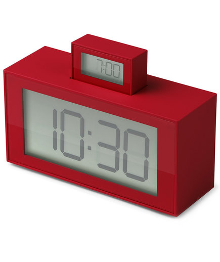 In-Out Alarm Clock
