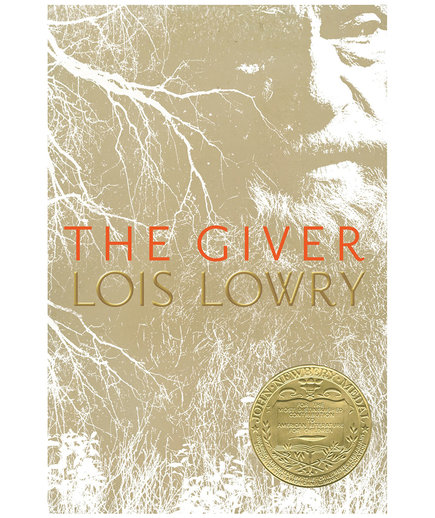 The Giver, by Lois Lowry (Banned Books 2017)
