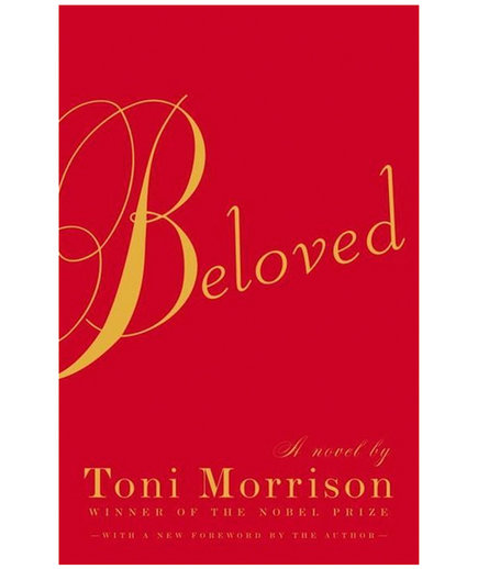 Beloved, by Toni Morrison (Banned Books 2017)