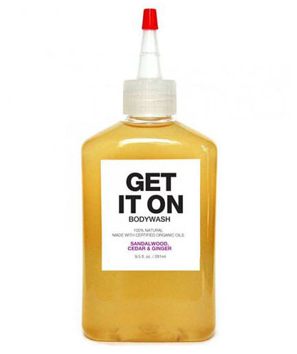 Get It On Body Wash by Plant Bath & Shower Gel