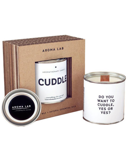 Cuddle Aromatherapy Candle