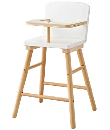 The Land of Nod Mod Doll High Chair