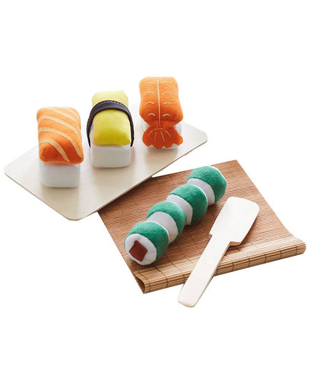 Pottery Barn Kids Play Sushi Set