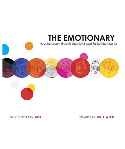 The Emotionary, by Eden Sher