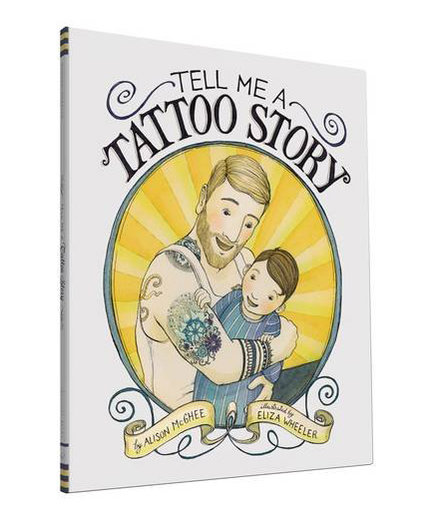 Tell Me a Tattoo Story, by Alison McGhee