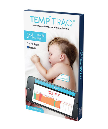 Bluetooth Smart Thermometer