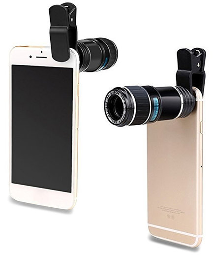 8X-12X Zoom Cellphone Camera Lens