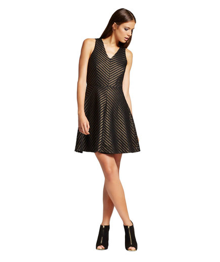 Target Sleeveless Fit and Flare Dress