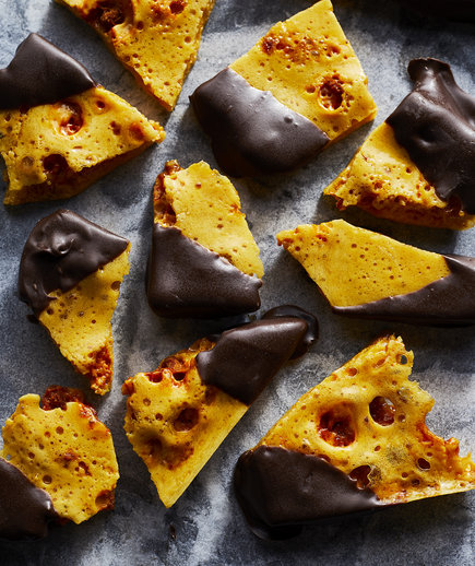 Clone of Chocolate Dipped Honeycomb