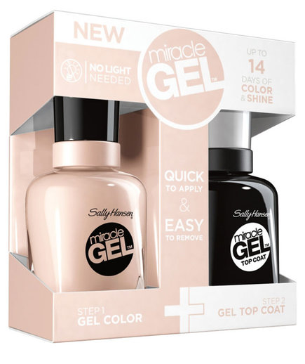 Sally Hansen Miracle Gel Twin Pack