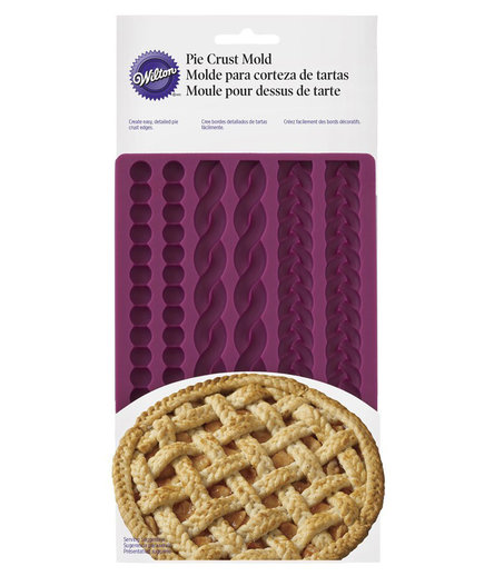 Wilton Decorative Pie Crust Impression Mat