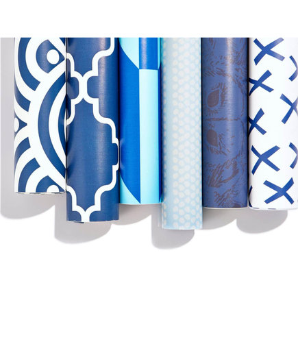 Wallpapers in blue shades