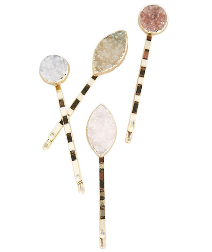 Lenka Druzy Bobby Pin Set