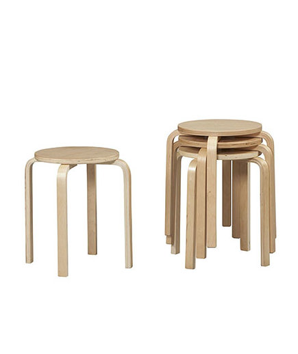 Linon Home Stool